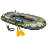 Intex Schlauchboot Seahawk 2 Set 4-tlg.