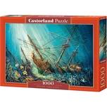 Castorland Puzzle 1000 Teile Ein Schatz Im Ozean