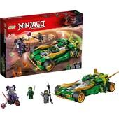 LEGO LEGO 70641 Ninjago: Lloyds Nachtflitzer