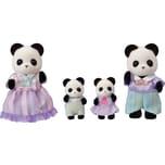 Epoch Traumwiesen Sylvanian Families Panda Familie