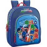 safta Kinderrucksack PJ Masks World