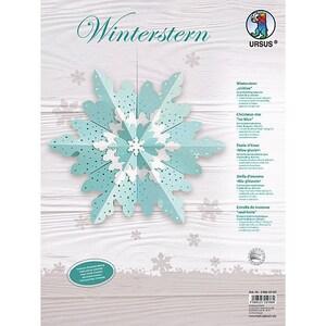 """Ursus Winterstern """"eisblau"""""""