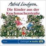 Die Kinder von der Krachmacherstraße 1 Audio-CD