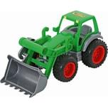 Wader Farmer Technic Traktor Mit Frontschaufel