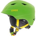 uvex Skihelm Airwing 2 matt grün