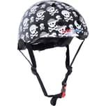 kiddimoto Fahrradhelm - Skullz Pirat - S 48-53cm