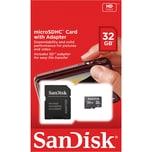 Speicherkarte SanDisk Imaging microSDHC 32GB SDSDQB-032G-B35