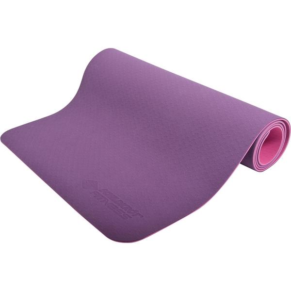 Schildkröt-Fitness Yogamatte 4mm lila