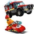 LEGO 60215 City Feuerwehr-Station