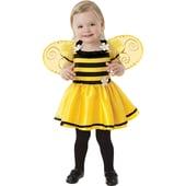 Amscan Kinderkostüm Biene 12 - 24 Monate