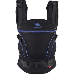 Manduca Babytrage BlackLine AbsoluteBlue