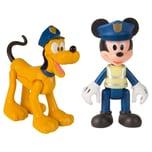 IMC Toys Micky Polizei 2 Figuren Micky und Pluto