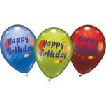 Karaloon Luftballons Happy Birthday 6 Stück