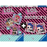 Ravensburger LOL Surprise Multipack Puzzle memory®