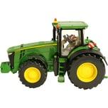 Tomy Britains John Deere 8400R Traktor 132