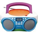 Lenco CD-Player mit USB Radio SCD-41