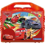 Clementoni Würfelpuzzle 24 Teile Cars