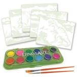 DINOSART Dino Aquarelle