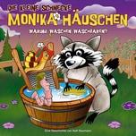 CD Monika Häuschen 53 Warum waschen Waschbären