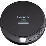 Lenco CD-200 - Portabler CD-Spieler mit Akku-Ladefunktion MP3-Funktion und Antischock schwarz