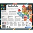 Clementoni Play Creative Gestalte Dein Abenteuer-Schloss
