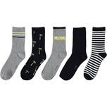 Name It Socken Nkmvaks 5Er-Pack für Jungen