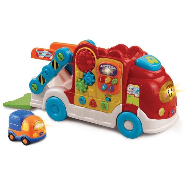 Vtech Tut Tut Baby Flitzer - Spielset Autotransporter