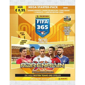 Top Media FIFA 365 Saison 20192020 Starter-Set Adrenalyn XL