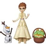 Hasbro Disney Die Eiskönigin 2 Kleine Puppen Anna Olaf