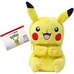 Nintendo 3DS Pikachu Plüsch Tragetasche