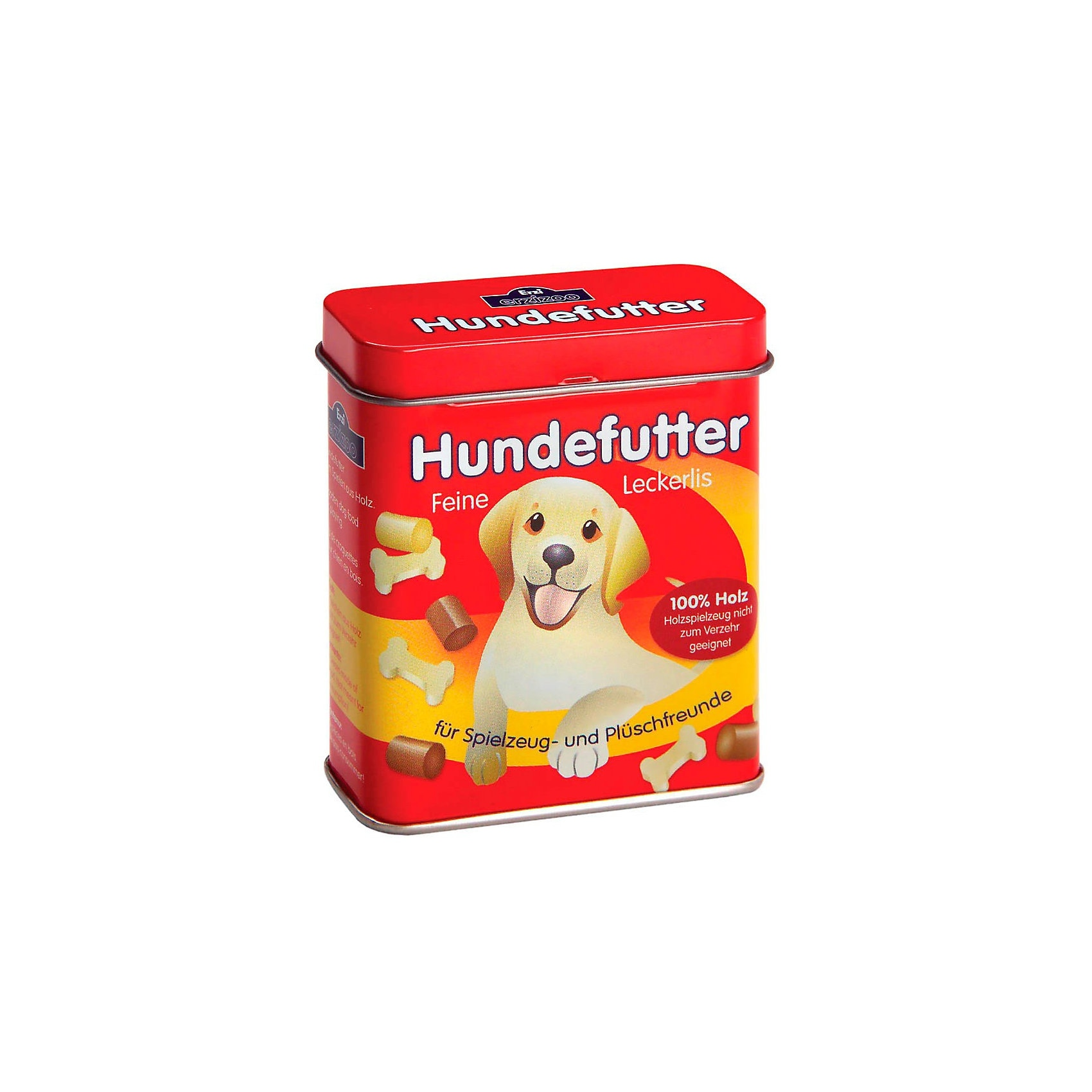 Erzi Spiellebensmittel Hundefutter