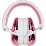 Buddyphones Guardian Ohrschützer Lärmschutz Pink