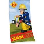 Herding Strand- Badetuch Feuerwehrmann Sam 75x150 cm