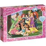 Jumbo Bodenpuzzle 50 Teile Disney Princess