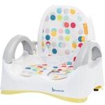 Badabulle Kompakte Sitzerhöhung Comfort confetti yellow
