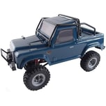 Amewi Amxrock Crawler Am24 4Wd 124 Rtr Blau
