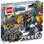 LEGO Super Heroes 76143 Avengers Truck-Festnahme