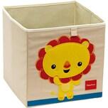 Fisher-Price Aufbewahrungsbox Löwe beige
