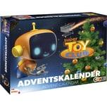 CRAZE Adventskalender Super Toy Club 41 x 325 x 62cm