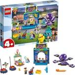 LEGO 10770 Juniors Toy Story 4: Buzz Woodys Jahrmarktspaß