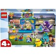 LEGO 10770 Juniors Toy Story 4: Buzz Woodys Jahrmarktspaß