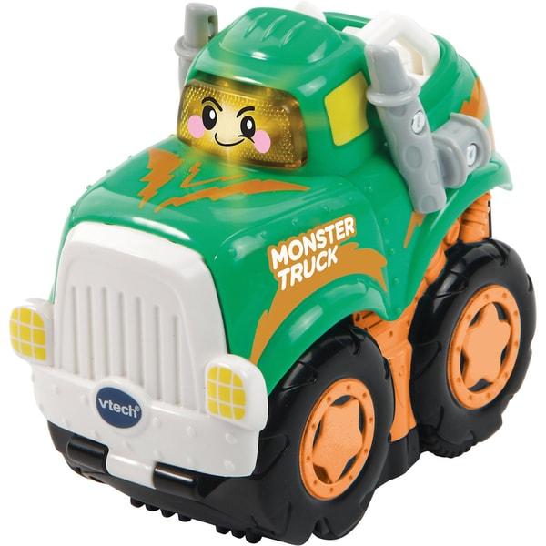 Vtech Tut Tut Baby Flitzer - Press & Go Monster Truck