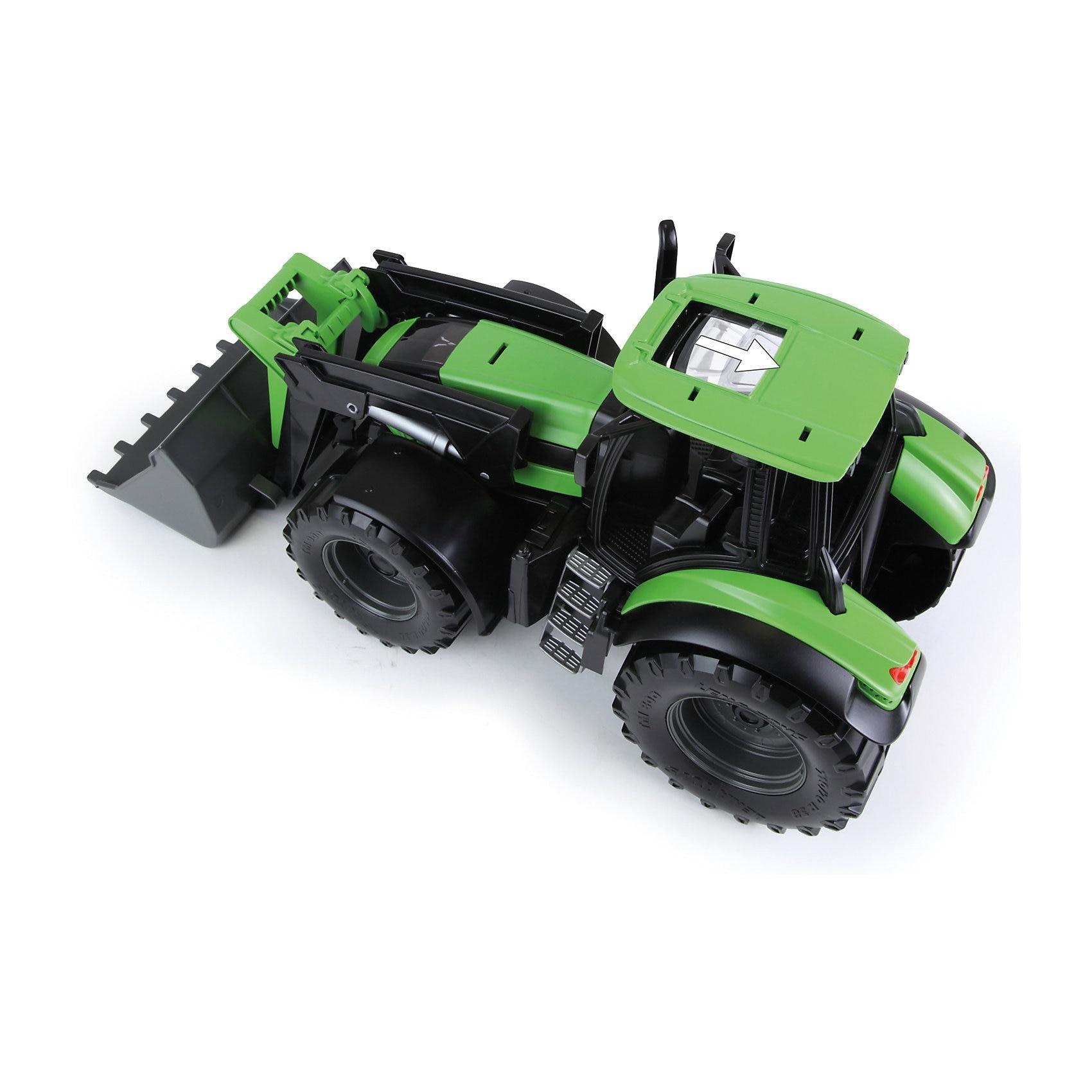 Lena Worxx Traktor Modell Deutz-Fahr Agroton 7250 TTV