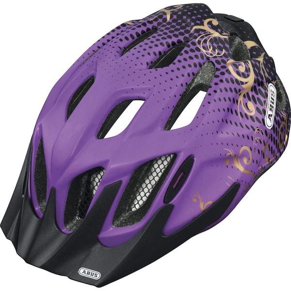 Abus Abus Fahrradhelm MountX maori purple