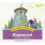 CD Rapunzel und weitere Märchen