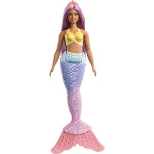 Mattel Barbie Dreamtopia Meerjungfrau Puppe lila Haare