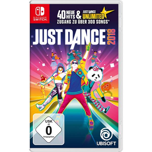 Ak Tronic Nintendo Switch Just Dance 2018