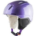Alpina Skihelm Carat LX flip-flop-purple
