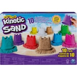 Spin Master Kinetic Sand 10 Colour Pack
