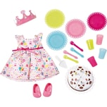 Zapf Creation Baby Born Deluxe Party Set